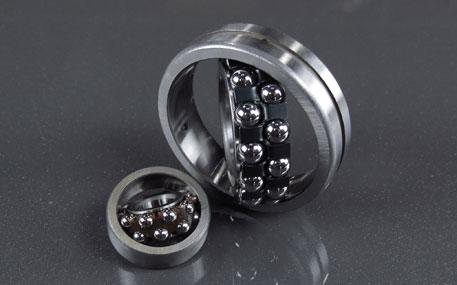 Self Aligning Ball Bearing Detail